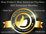 Best American Psychics Member Badge 2013